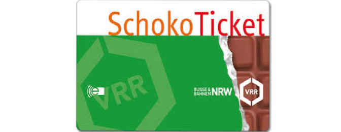 Schoko Ticket