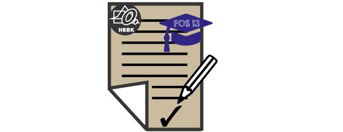 Anmeldung FOS13